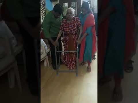 Geriatric  rehabilitation Kumar Physiotherapy Clinic & Rehabililtation centre