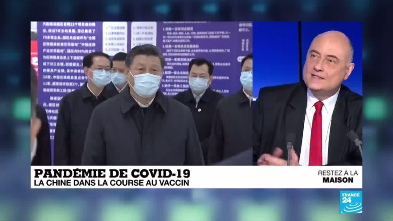 Pandémie de Covid-19 : La Chine dans la course au vaccin