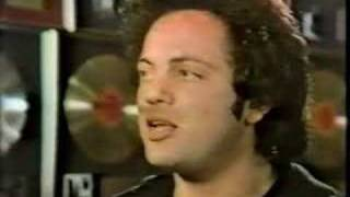 Billy Joel 1980 Interview 1 of 2
