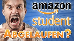 SO SICHERST DU DIR 4 JAHRE AMAZON STUDENT  💸