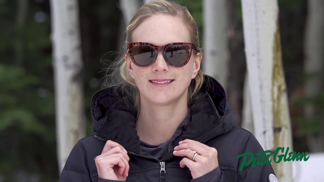 9eb62ac1fec 2018 Obermeyer Joule Down Ski Jacket Review By Peter Glenn - YouTube