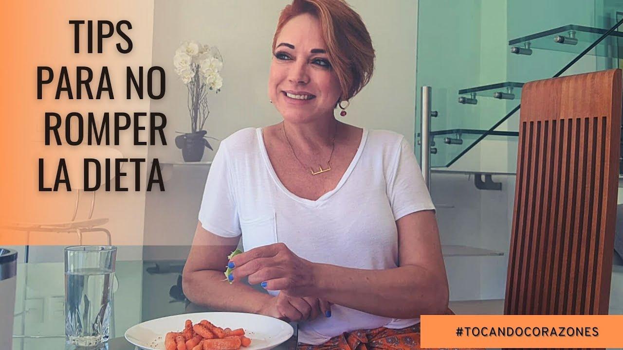 TIPS PARA NO ROMPER LA DIETA EN ESTA PANDEMIA