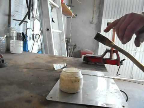 Soldadura de tubo de cobre com prata youtube for Como soldar cobre