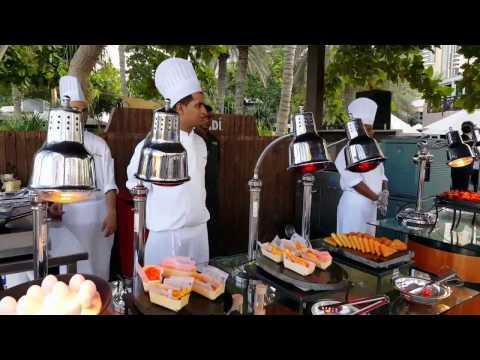 Breakfast buffet Habtoor Grand Dubai