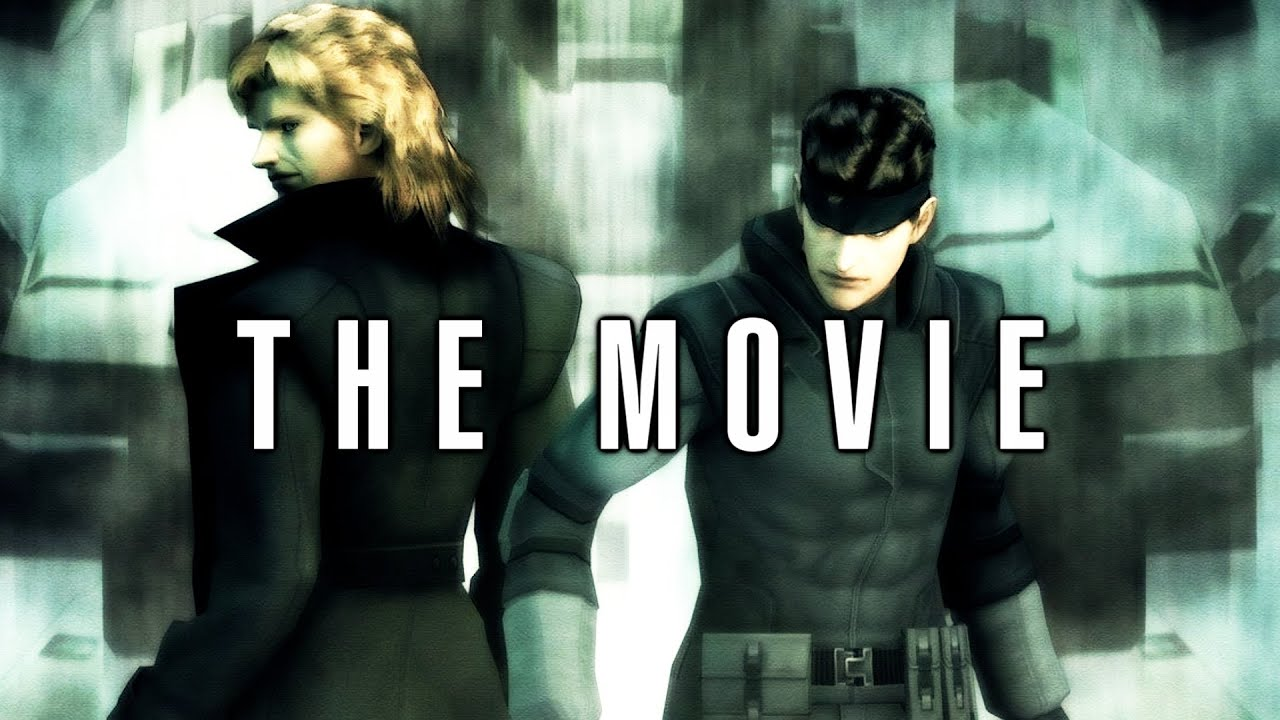 Download Metal Gear Solid: The Twin Snakes THE MOVIE - Full Story