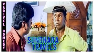 Sundara Travels - Super Comedy - Mural, Vadivelu, Radha