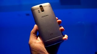 """ZTE Axon: Hands-On with """"the Hi-Fi Phone"""""""