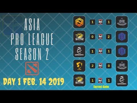 496 Gaming vs Dragon Gaming / Bo2 / Asia Pro League Season 2 - Round Robin / Dota 2 live thumbnail