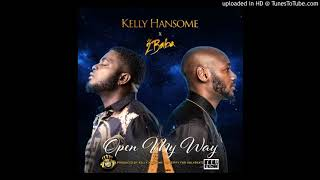 "Kelly hansome joined forces with africa's highly respected icon 2baba for a greatly inspiring track tagged ""open my way"" produced by himself wi..."