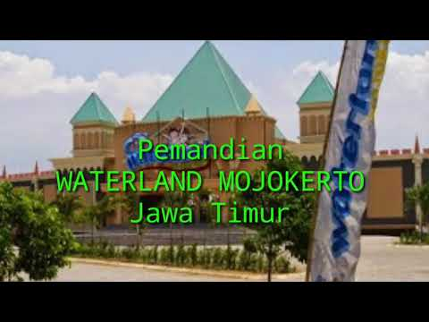 WATERLAND MOJOKERTO JAWA TIMUR