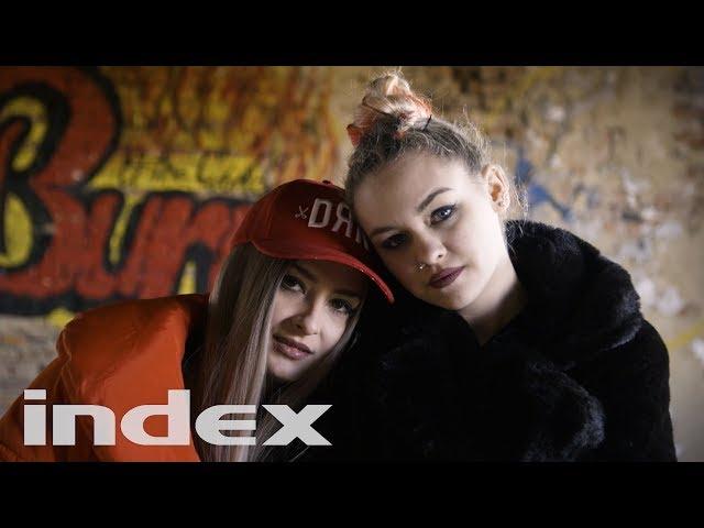 NEMAZALÁNY x LIL G - Két fiatal lány akiknek a Youtub