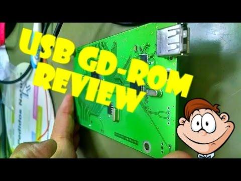DREAMCAST: PLACA USB DREAMCAST REVIEW COM HD