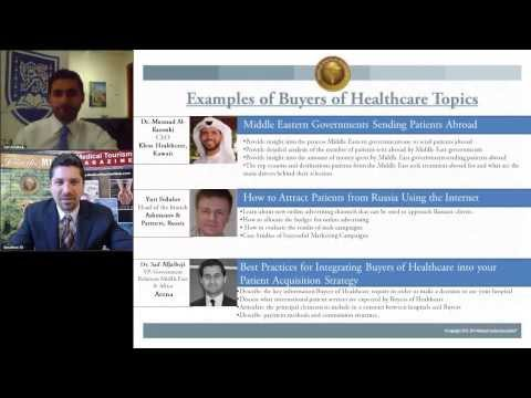 Understanding & Attracting Patients from the Middle East