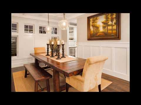 Wainscoting Ideas For Your Wall Decor Idea