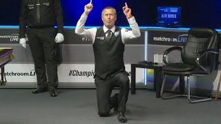Top Shots of Championship League Snooker 2020 + Flukes