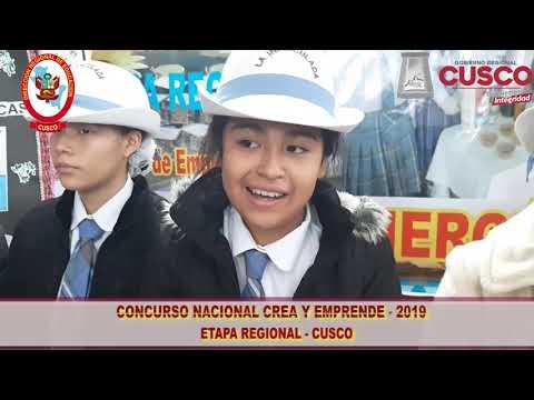 Concurso Nacional Crea y Emprende 2019