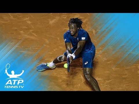 Monfils, Bedene Reach Quarter-final   Rio Open 2018 Highlights Day 4