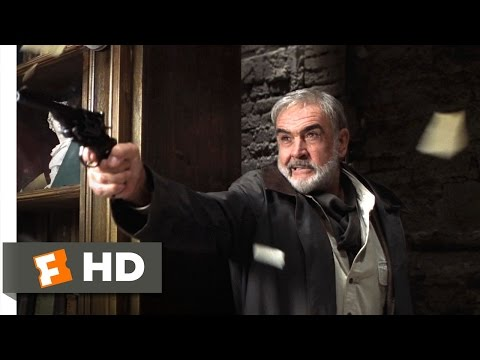 The League of Extraordinary Gentlemen (1/5) Movie CLIP - A Library of Bullets (2003) HD