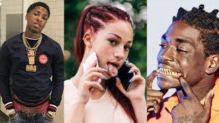Danielle Bregoli Dad CALLS OUT Kodak Black & NBA Youngboy, He Doesn't Want Them Around Bhad Bhabie