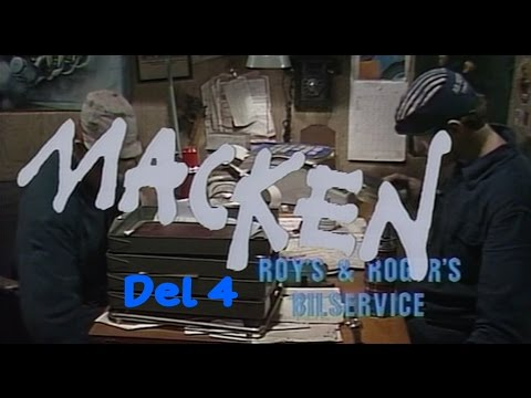 Macken, TV serien - del 4