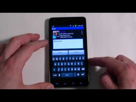Rogers Samsung Infuse 4G Review