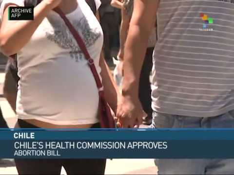 Chile's Health Commission Approves Abortion Bill