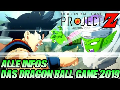 DRAGON BALL PROJECT Z - NEWS! DER Trailer ist nun hier! 😱 ALLE Infos und HYPE im Video! 😜