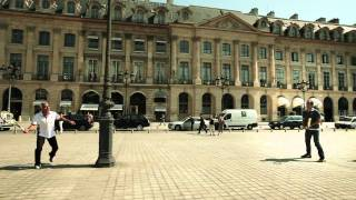 Place Vendôme - Le Trophée des Légendes Perrier 2011