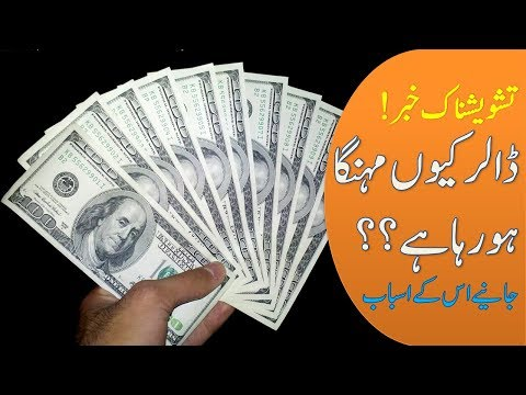 Reason behind the Increase of US Dollar \ Urdu Hindi