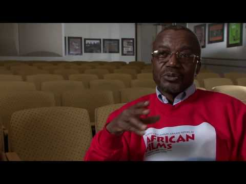 African Film Fest Interview - Joseph Smith-Buani, CFAF Co-Founder