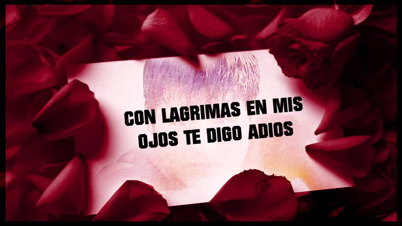 Carta De Despedida A Un Amor Que No Te Valoro Video Letra 2013