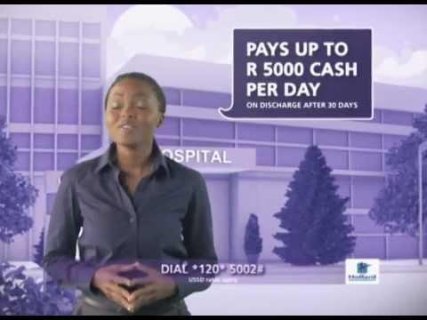 Hollard DAY-AID Hospital Cash Back Plan - Short
