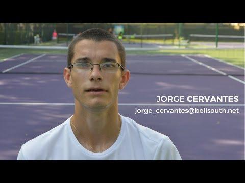 Jorge Cervantes - Recruitment Video - Fall 2017