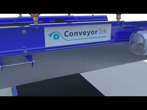 Self Cleaning Conveyor Magnet