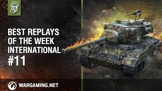 Best Replays of the Week: International Episode 11