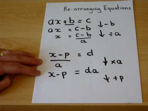 how to get rid of a fraction in an equation
