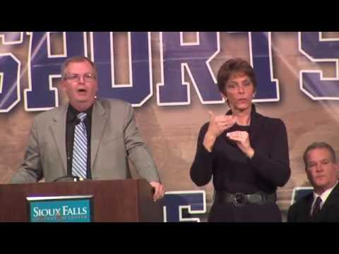 South Dakota Sports Hall of Fame 2016 Induction Ceremony