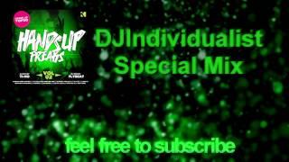 Hands Up Freaks Vol. 2 - DJ Vidual Special Mix [HD]