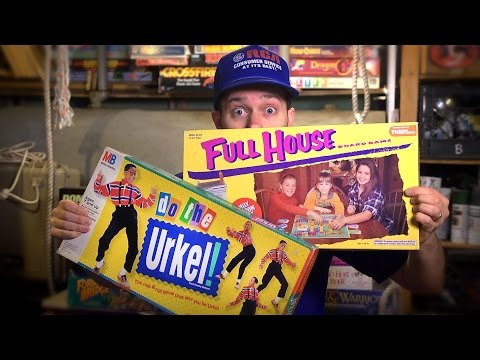 Full House & Urkel Games - Board James (Episode 24)