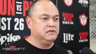 Scott Coker Talks Rory MacDonald deal, going after free agent Donald Cerrone & signing Algieri