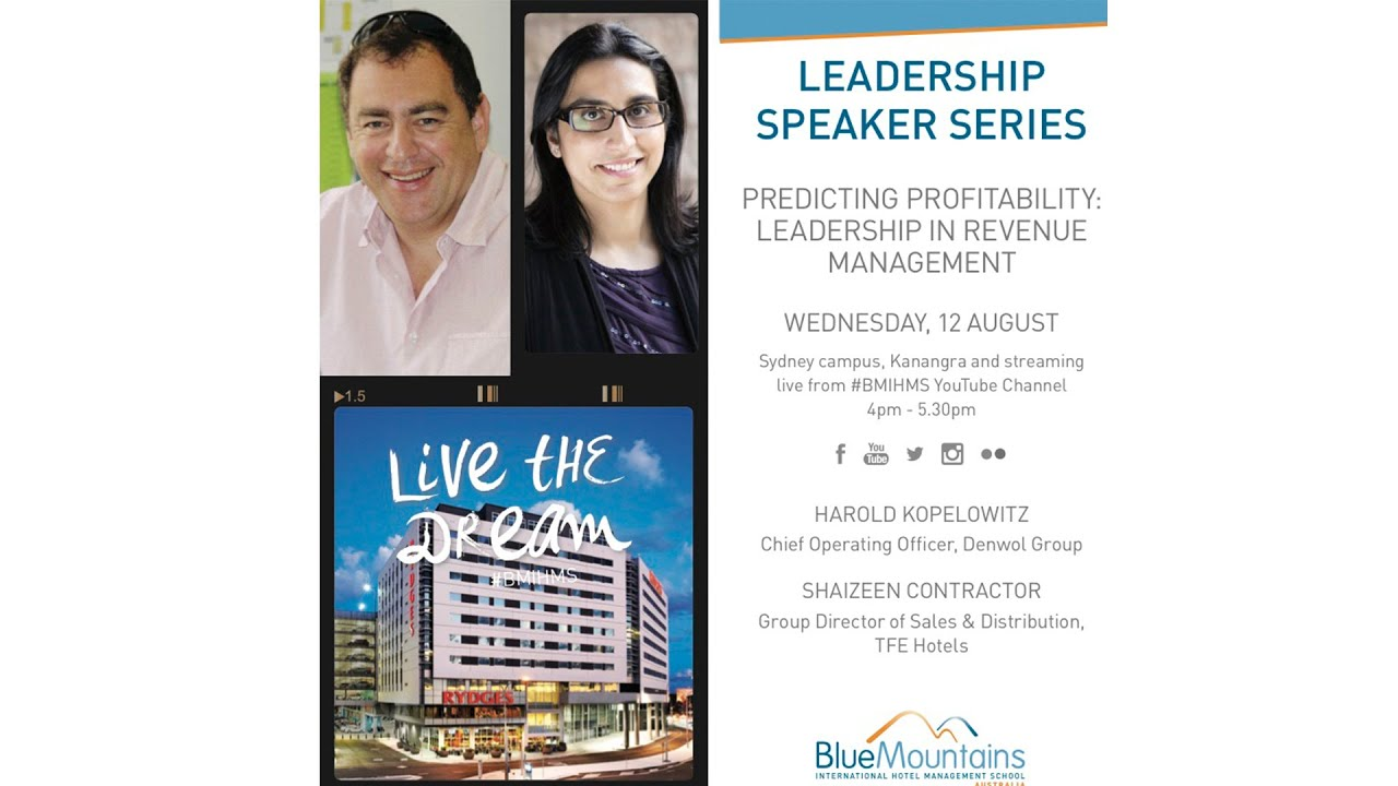 leadership speaker series Need to book a great speaker here's a comprehensive list of outstanding business speakers--and business thinkers.
