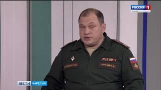 В 2018 году на базе Петрозаводского государственного университета появится военная кафедра
