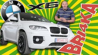 BMW X6 (E71) |Test and Review| Bri4ka.com
