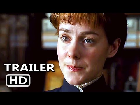 Download Youtube: ANGELICA Official Trailer (2017) Jena Malone, Thriller Movie HD