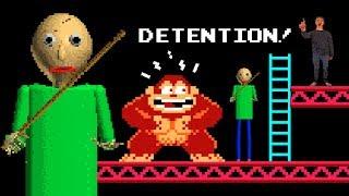 BALDI vs Donkey Kong thumbnail