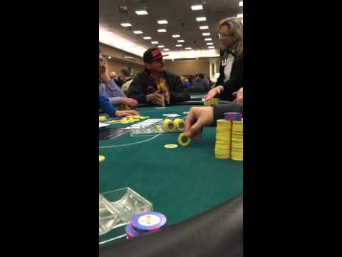 Poker Incident at Commerce with El Chapo