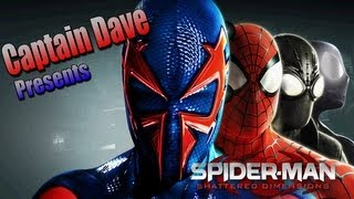 Spider-Man: Shattered Dimensions - Walkthrough Part 1: Spider-Men
