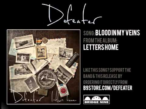defeater blood in my veins