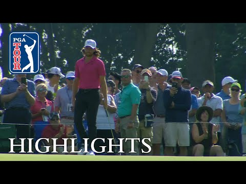 Tommy Fleetwood's highlights | Round 1 | THE NORTHERN TRUST 2018