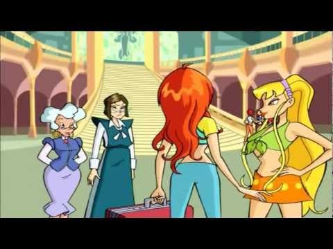 "Winx Club Season 1 Episode 2 ""Welcome to Magix!"" RAI English"